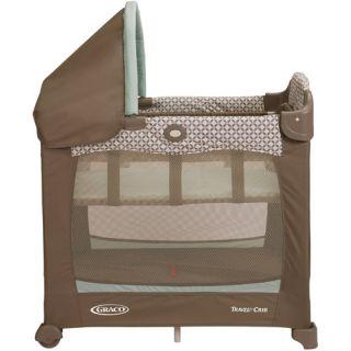 Graco Travel Lite Portable Crib, Fenwick Nursery Furniture