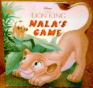 Disney's the Lion King: Nala's Game (Golden Little Super Shape Books): Barbara Bazaldua, Mario Cortes (Illustrator), Robbin Cuddy (Illustrator): 9780307105639:  Kids' Books