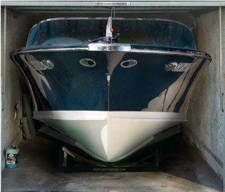 style your garage Foto Plane f�r Garagentore, Boot 245 cm x 210 cm: Küche & Haushalt