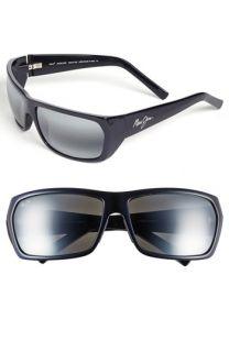 Maui Jim 'Wiki Wiki   PolarizedPlus®' Aviator 59mm Sunglasses