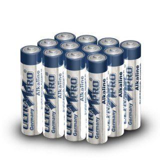 Ultra Pro Germany Alkaline Batterie Micro AAA LR03 1,5V Elektronik