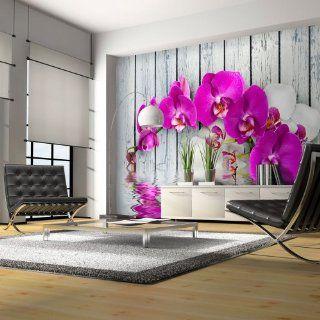 Vlies Tapete  Top  Fototapete  Wandbilder XXL  300x231 cm   Blumen 10040906 23 Küche & Haushalt