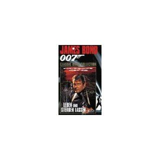 James Bond 007   Leben und sterben lassen [VHS] Sir Roger Moore, Yaphet Kotto, Geoffrey Holder, Jane Seymour, Clifton James, Julius Harris, Gloria Hendry, George Martin, Guy Hamilton, Tom Mankiewicz, Ted Moore, Albert R. Broccoli, Harry Saltzman VHS