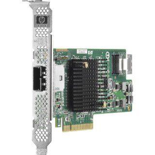 HP H222 Host Bus Adapter   Massenspeicher Controller: Elektronik
