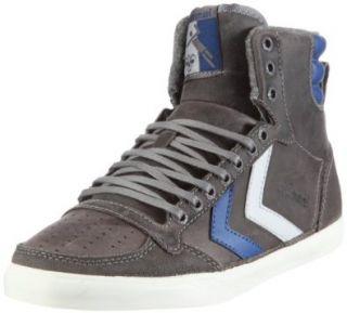 hummel TEN STAR OILED HIGH 63 227 8362 Unisex   Erwachsene Fashion Sneakers: Schuhe & Handtaschen