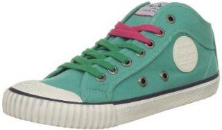 Pepe Jeans London INW 271 E PFS50299 663, Damen Sneaker, Gr�n (Segal Green), EU 40 Schuhe & Handtaschen
