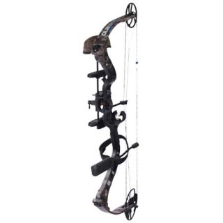 Quest Rogue Compound Bow Package 50 lbs. LH G Fade Realtree AP 761480
