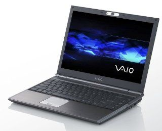 """Sony VAIO VGN SZ260P/C 13.3"""" Laptop (Intel Core Duo Processor T2400, 1024 MB RAM, 120 GB Hard Drive, DVD+R Dbl Layer/DVD+/ RW Drive)  Notebook Computers  Computers & Accessories"""