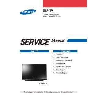 Samsung HL56A650C1FXZA service manual Samsung Books