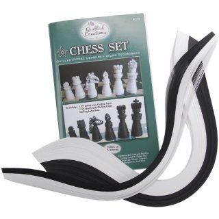 Quilling Kit, Chess Set