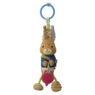Infantino Peter Rabbit Jittery Toy