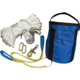 Portable Winch Pulling Accessories Kit, Model# PCA 1002 [Misc.]