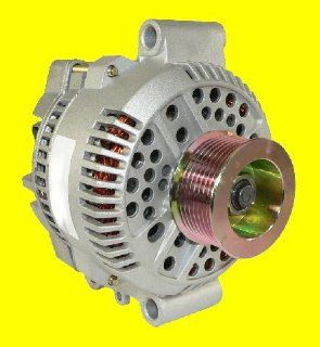 New Alternator High Output 7.3L Diesel Ford F250 F350 Truck 95 96 97 98  220 Amp For: Automotive