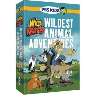 Wild Kratts: Wildest Animal Adventures: TV Shows