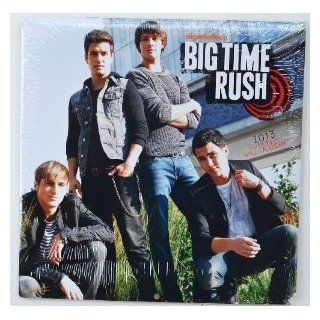 Nickelodeon Big Time Rush 2013 16 Month Wall Calendar