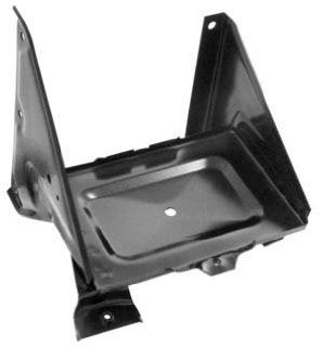 67 68 69 70 71 72 Chevy Truck Battery Tray Assembly, With Air Conditioning Bracket: Automotive