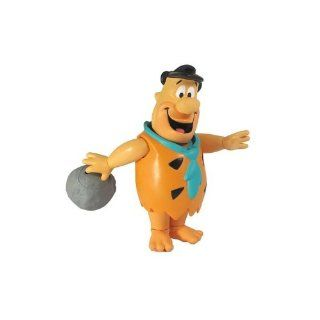 Hanna Barbera 6 Inch Fred Flintstone Bowling Action Figure Toys & Games
