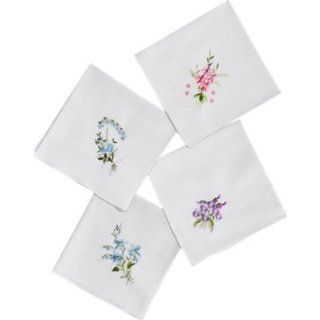 The Vermont Country Store, Ladies Hankies (Pkg. of 12), For Her