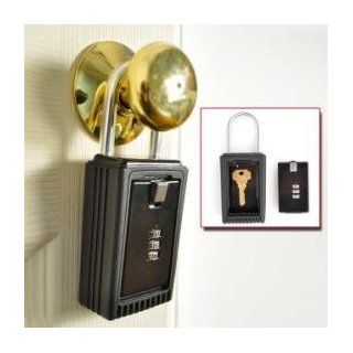 MediVoice Alert� Door Knob Key Lock Box Health & Personal Care