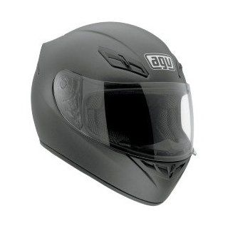 AGV K 4 Evo Matte Black Full Face Helmet (M): Automotive