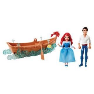 Disney Princess Favorite Moments Ariel Kiss the