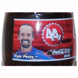 Kyle Petty 44 2000 NASCAR Coca Cola Racing Family Bottle Entertainment Collectibles