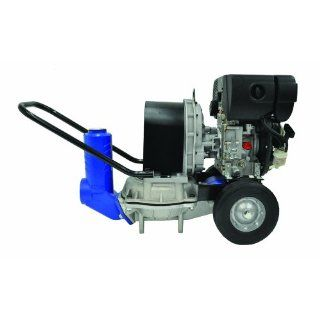 "AMT 335Z 96 3"" Diaphragm Pump, 5hp Hatz Diesel 1B20, 58gpm, Santoprene Diaphragm: Industrial Pumps: Industrial & Scientific"