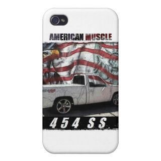 1993 Chevy 454 SS iPhone 4 Cover