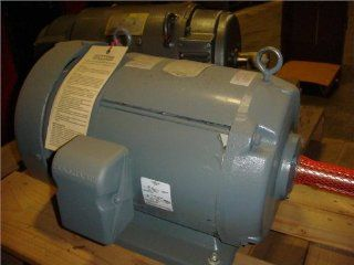 M345TF B BALDOR 5 HP 1700 RPM DC ELECTRIC MOTOR   Electric Fan Motors