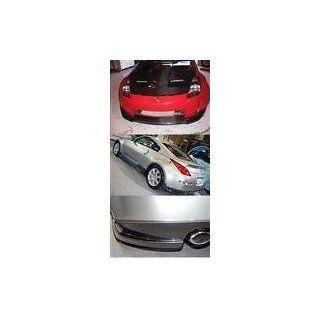 06 07 Nissan 350Z Kaminari Lip Kit  w/CF Front Lip  Automotive