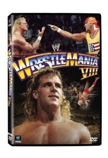 WWE WrestleMania VIII Hulk Hogan, 'Macho Man' Randy Savage, Sid Vicious, 'Nature Boy' Ric Flair, Bret 'Hit Man' Hart, Shawn Michaels, World Wrestling Movies & TV