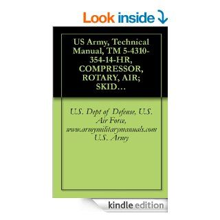 US Army, Technical Manual, TM 5 4310 354 14 HR, COMPRESSOR, ROTARY, AIR; SKID MTD, DIESEL ENGINE DRIVEN, 125 CF PSIG, (DAVEY MODEL 6M125), (NSN 4310 01 043 7604), military manauals, special forces eBook: U.S. Dept of Defense, U.S. Air Force, www.armymilita