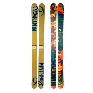 Ninthward Nick Greener Pro Model Alpine Ski