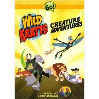 Wild Kratts: Creature Adventures (2 Discs)