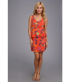 Angie Floral Print Dress