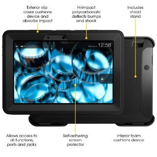 """OtterBox Defender Series for Kindle Fire HDX 8.9"""" (will only fit Kindle Fire HDX 8.9""""), Black Kindle Store"""