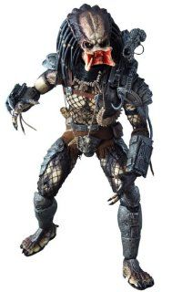 Sideshow Collectibles Hot Toys Predator Deluxe 14 Inch Model Figure Predator Toys & Games