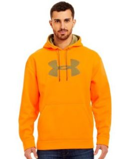 Under Armour Men's Armour� Fleece Storm Big Logo Camo Hoodie : Athletic Hoodies : Sports & Outdoors