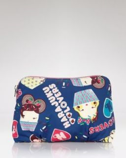 Harajuku Lovers By Gwen Stefani Cherry Bomb Cosmetic Bag    Various Prints To Choose From (Cupcake Cuties) Shoes