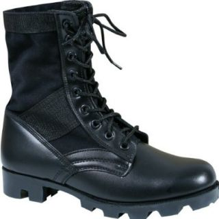 Rothco GI Style Military Jungle Black Boots 5081 Shoes