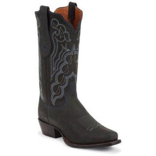 Tony Lama Men's Signature Series Kangaroo Cowboy Boot Square Toe Shoes