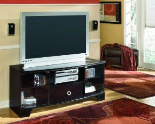 """60"""" Credenza by Ashley   Natural Wood (W403 60)   Television Stands"""