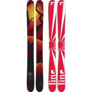Line EP Pro Shorty Ski   Kids Alpine Skis