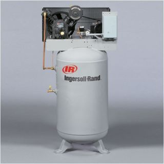 Ingersoll Rand 60 Gallon 175 PSI, 14.7 CFM, 5 HP Electric Two Stage Air Compressor Tools