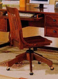 Armless Rolling Desk Chair On PopScreen