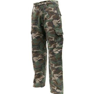AGV Sport Assault Men's Kevlar Cargo Street Motorcycle Pants   Camo / Waist: 30   Inseam: 34: Automotive