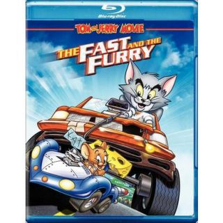 Tom and Jerry: The Fast and the Furry (Blu ray)