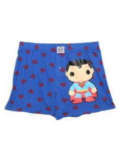 DC Comics Funko Superman Boxers Size  Large Clothing