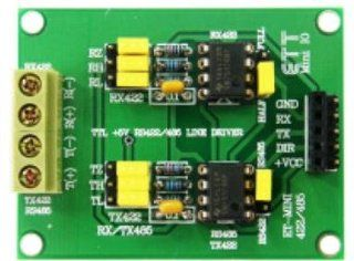 INBOARD   TTL to RS422 / RS485 LINE DRIVER PIC AVR ARM [ET MINI 422/485]   FREE SHIPPING: Electronics