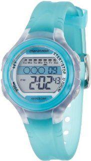 Timex T5K428 Ladies Marathon Turquoise Watch: Watches